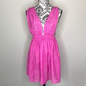ASOS Bright Pink Lightweight Dress US 8